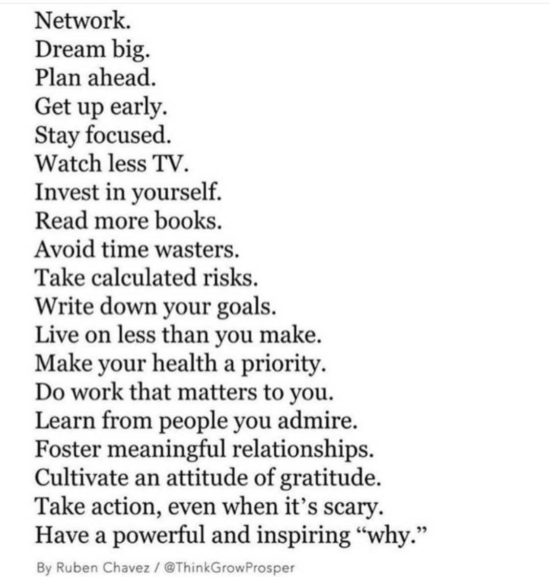 [Image] Take action, even when it's scary.