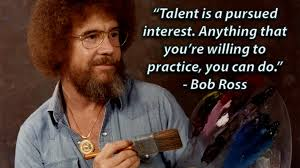 [Image] With enough determination and time, you can get better at what you're working on!