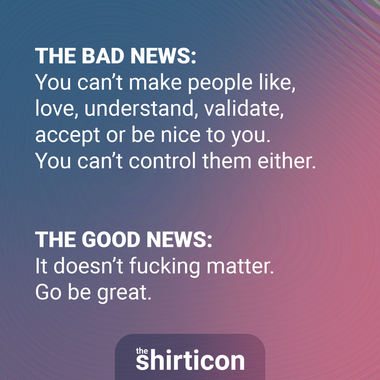 [Image] Go be great