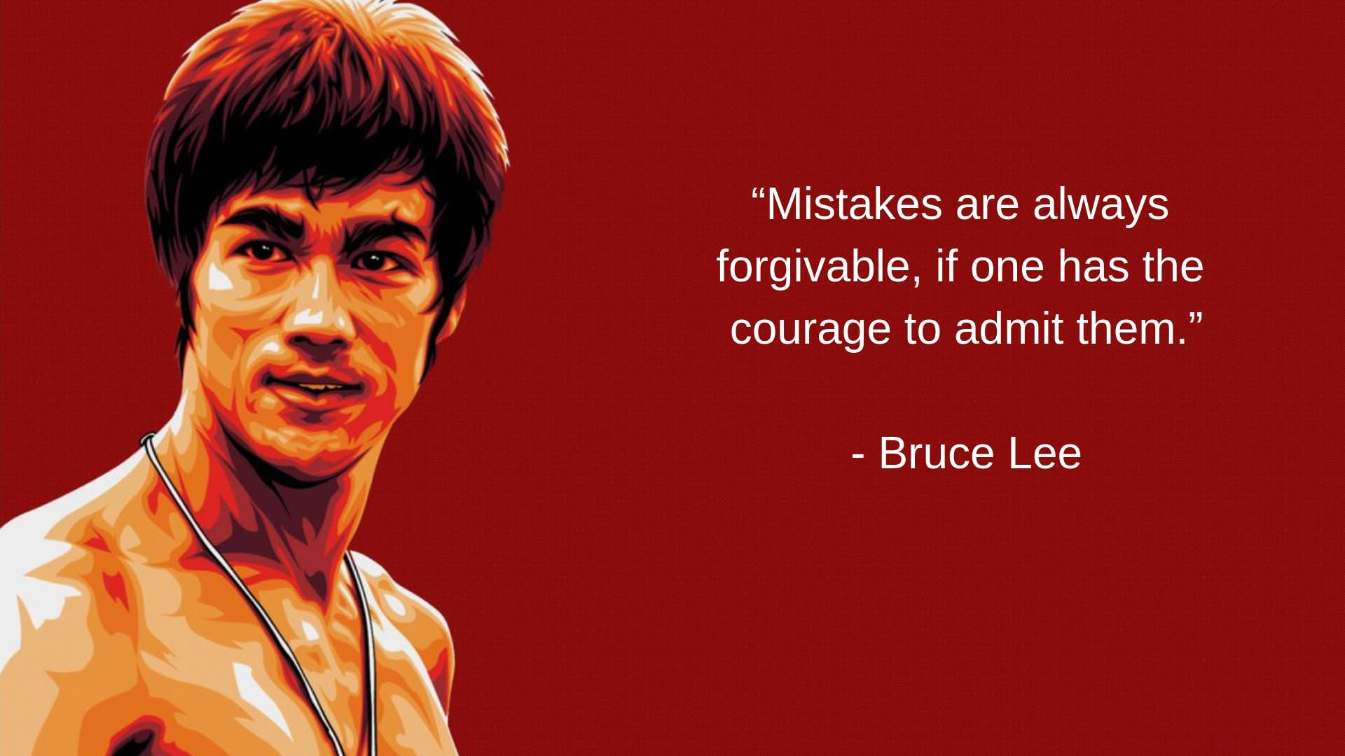 [Image] Mistakes are always forgivable