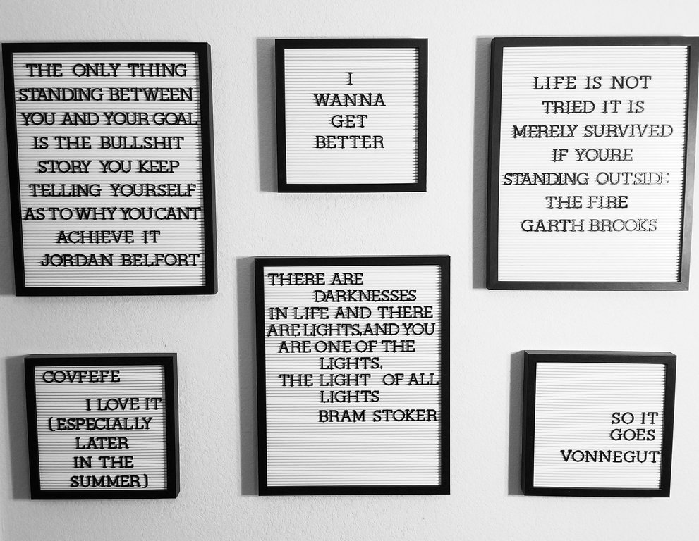 [Image] Inspiration wall