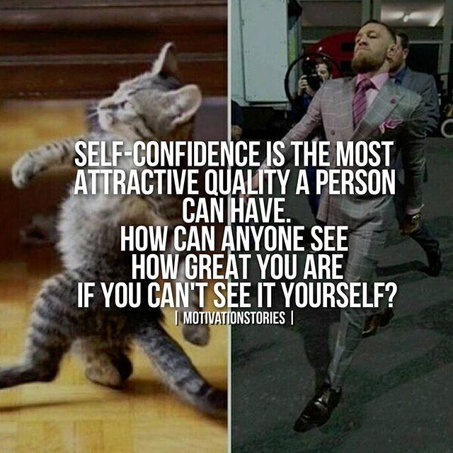 [image] Live a life that continues to build self confidence