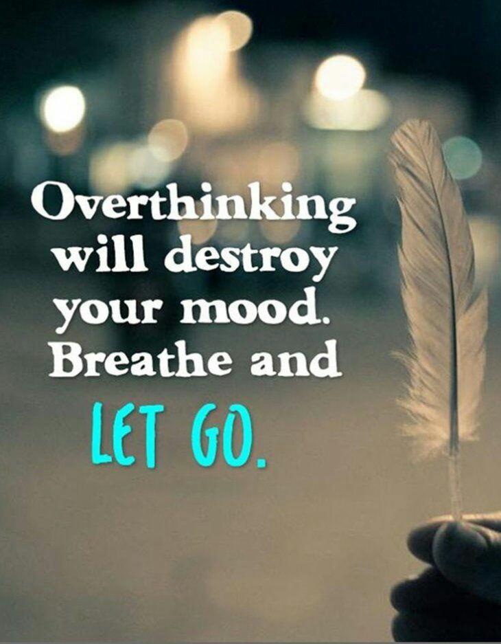 [Image] Overthinking.