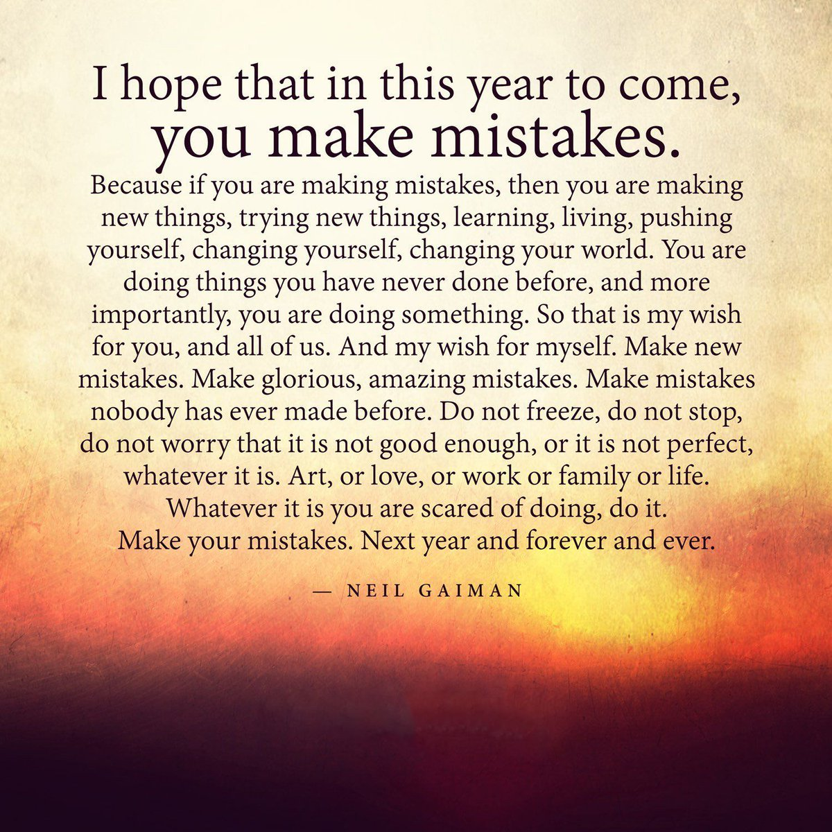 [Image] for the new year