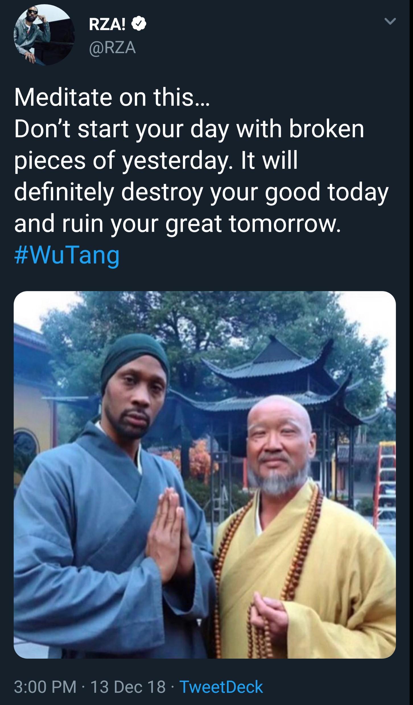 [Image] Wu-Tang Wisdom