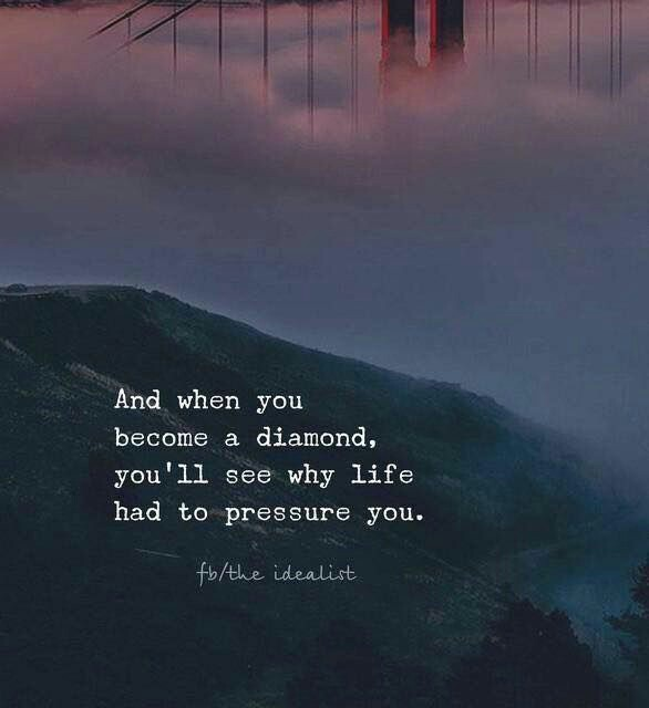 [Image] When you become a diamond…