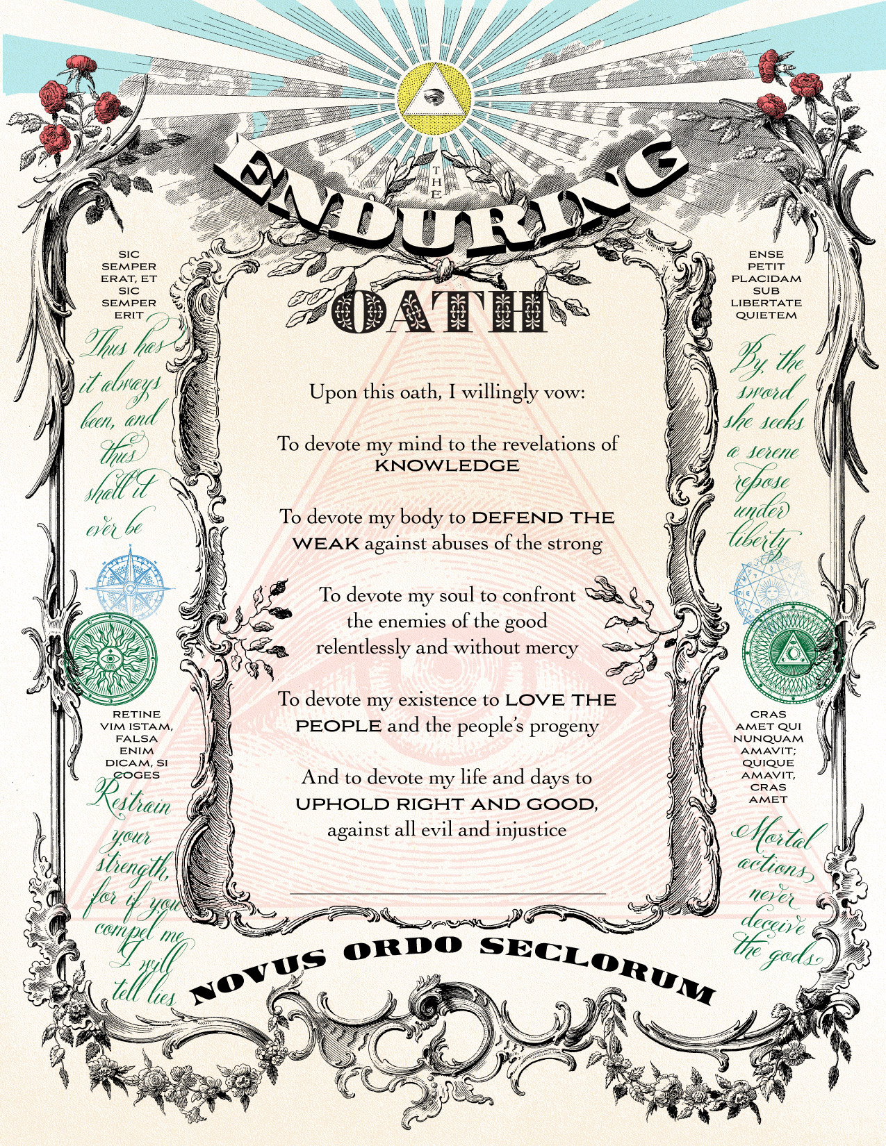 [Image] The Enduring Oath