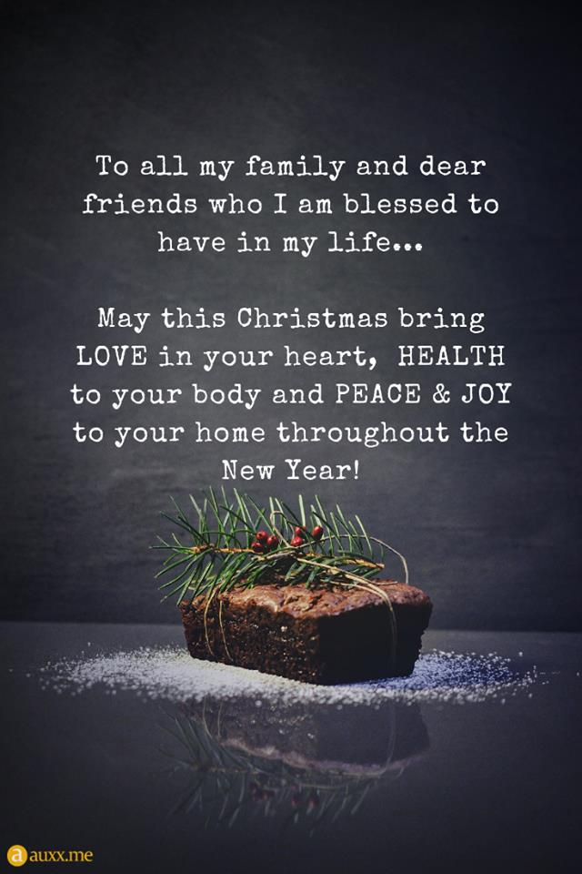 Merry Christmas And Happy New Year! ~ Author Unkown (640×960)