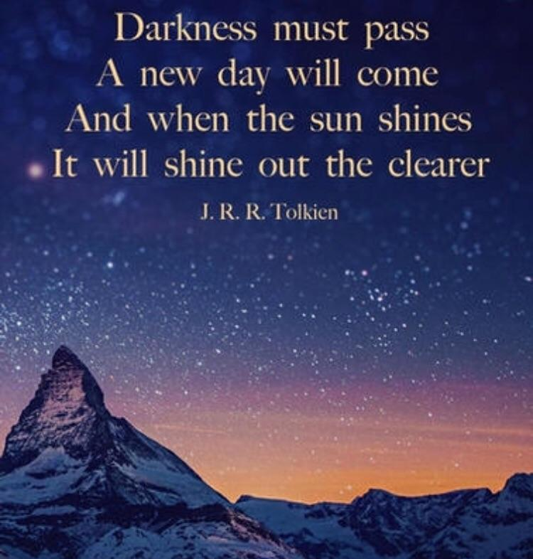 [Image] A brighter day will come!