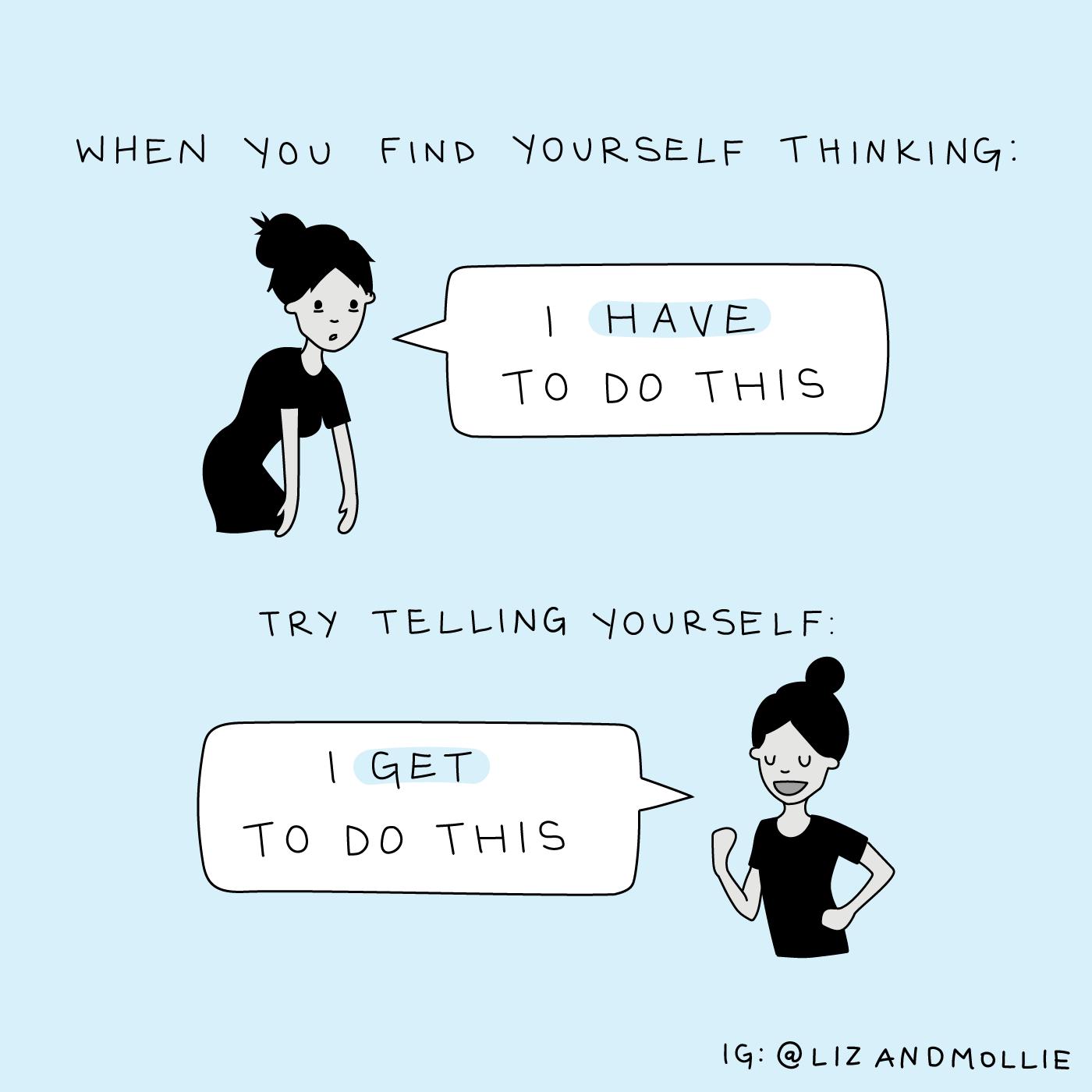 [Image] Change your mindset