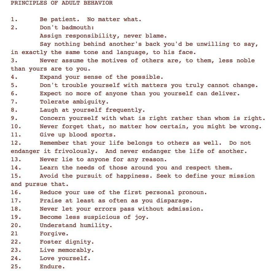 [Image] Principles of Adult Behaviour – John Perry Barlow
