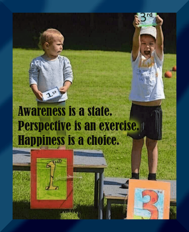 Happiness is a choice. [IMAGE]