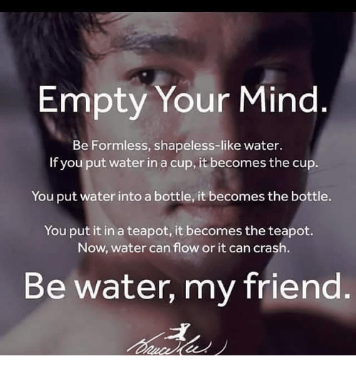 [Image] Even though he was a master of a myriad of martial arts, he was also a wise philosopher