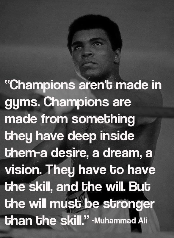 [Image] Happy Birthday to THE CHAMPION.