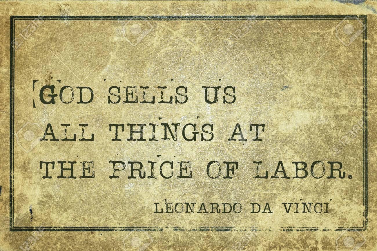 [Image] Blessings – Leonardo Da Vinci