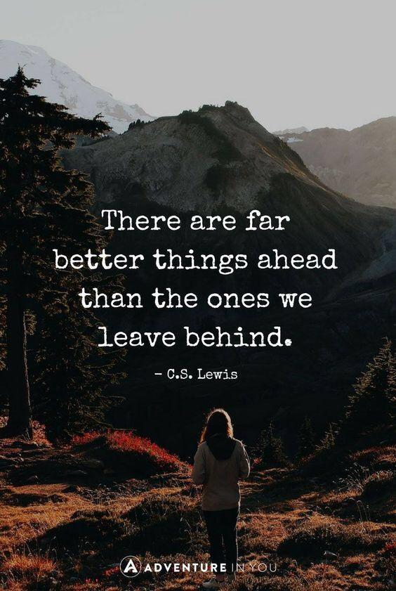 [image] Far better things
