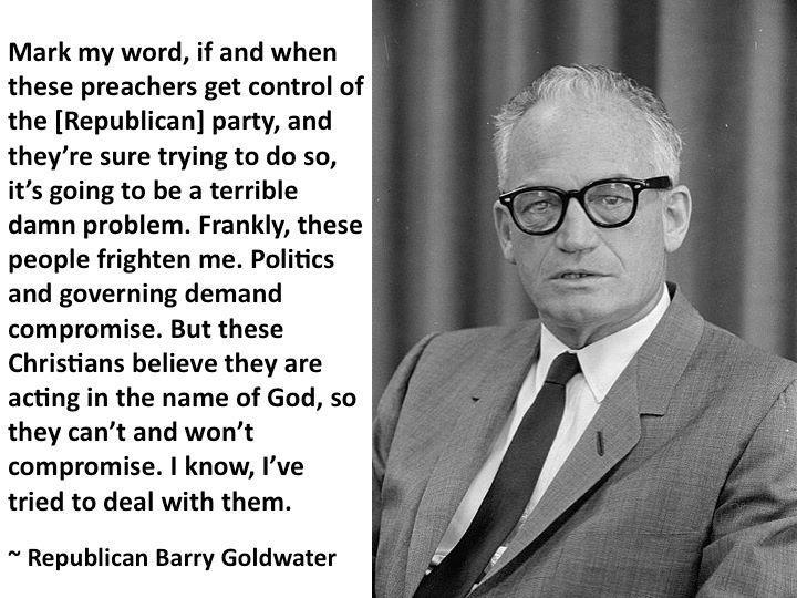 """Mark my word…"" Barry Goldwater [720X540]"
