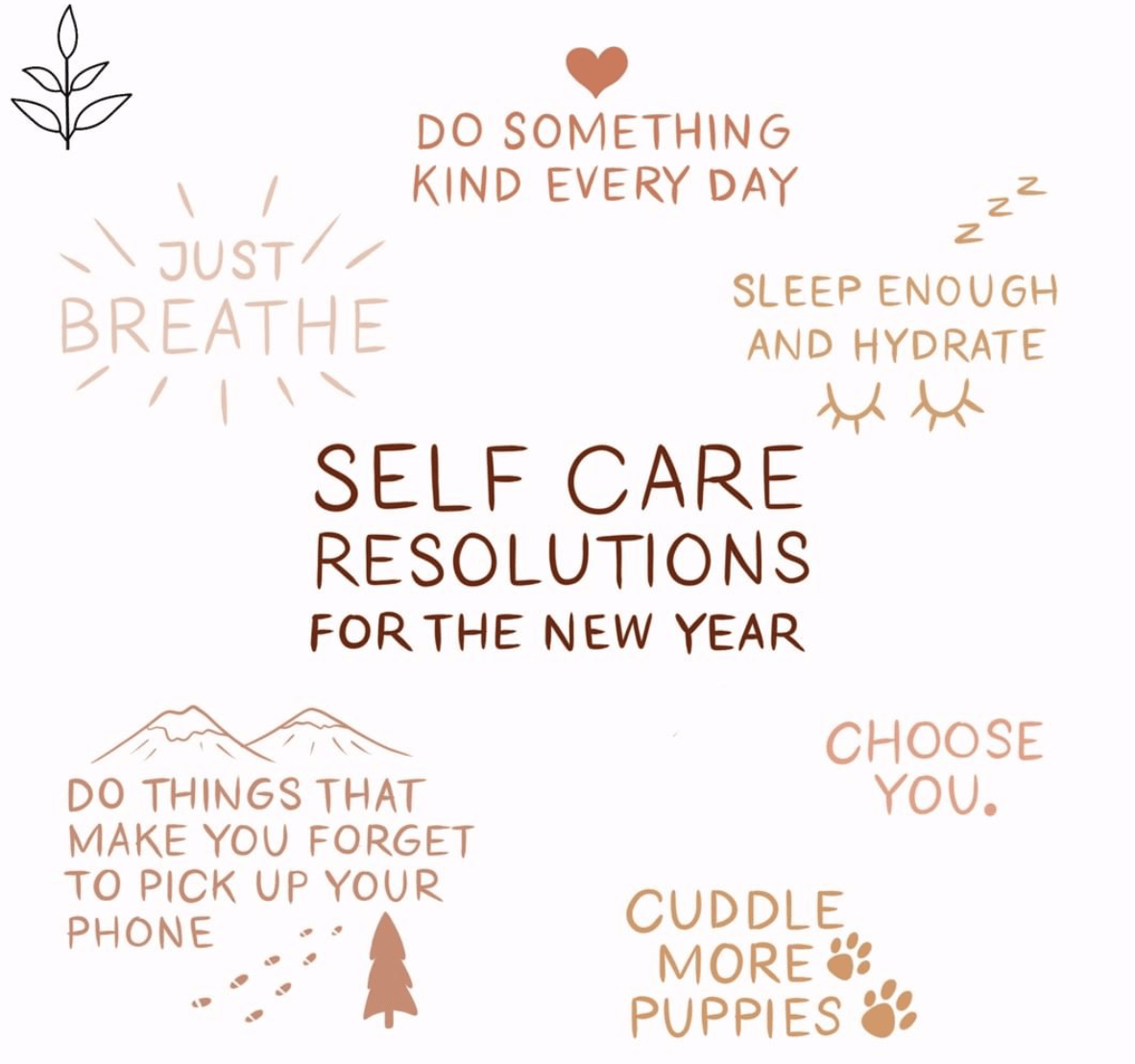 [image] Self-care