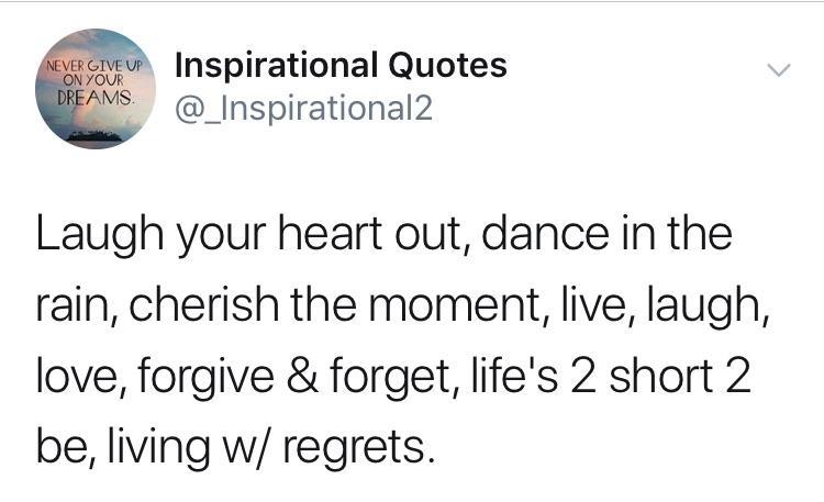 [Image] Life's 2 short