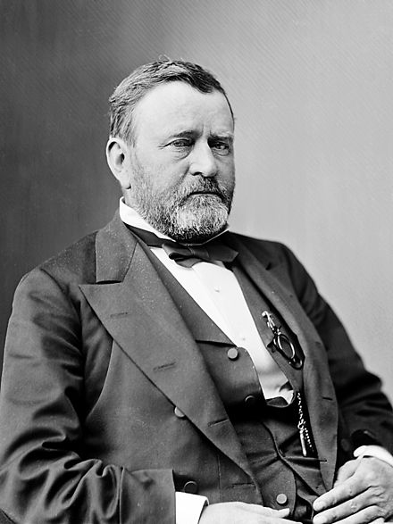 [Image] At 38, this guy had been kicked out of the Army for alcoholism, failed at least 5 attempts at business, was deeply depressed and working for his little brothers at the family tannery. 10 years later he was the most successful general in US history and President. It's never too late!