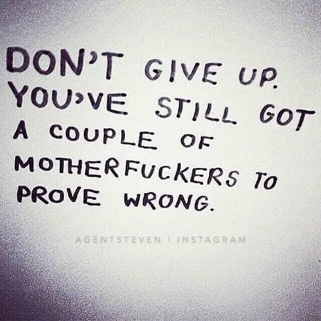 [Image] Don't give up..