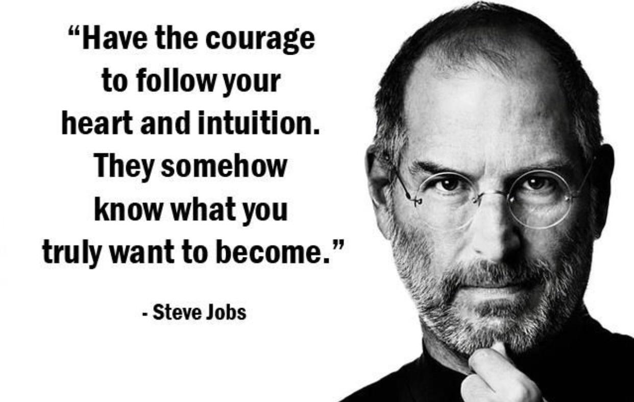 [image] Have courage