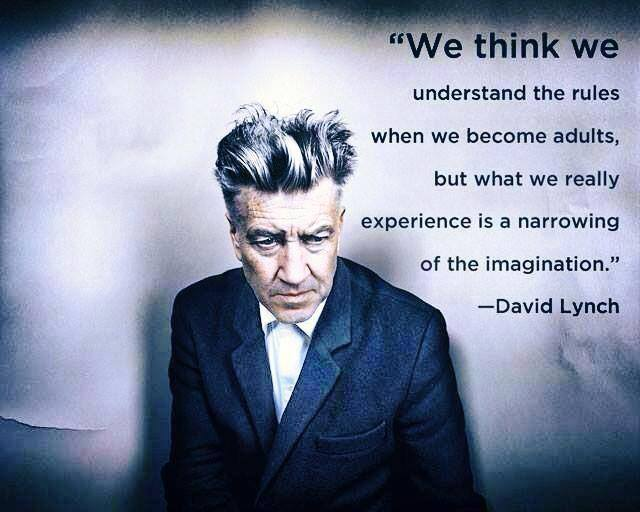 We think we understand the rules… —David Lynch [640×512]