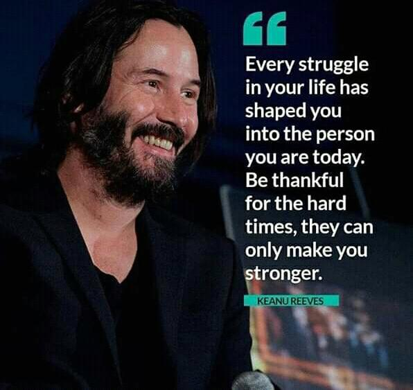 [IMAGE] Take an advice from Keanu Reeves