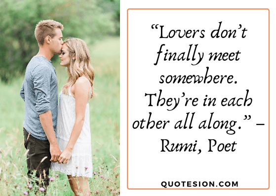 """Lover's don't finally meet…. – Rumi Poet-[559×397][oc]"