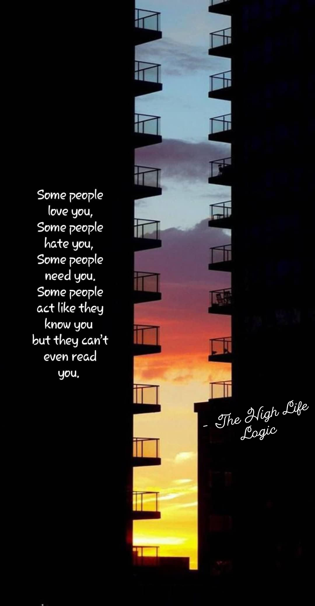 """Some people love you, some people hate you…"" – Logic on The High Life [1080×2076]"