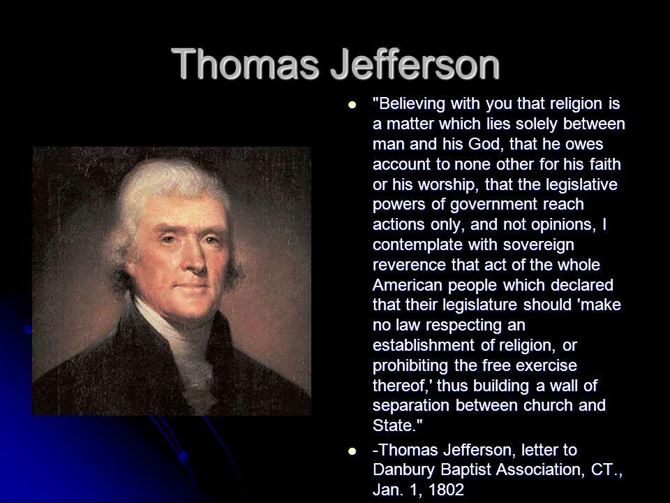 """Believing with you…"" Thomas Jefferson [960×720]"