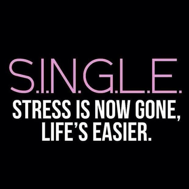 Stress Is Now Gone Life's Easier= SINGLE author Shyamal [OC] [620×620]