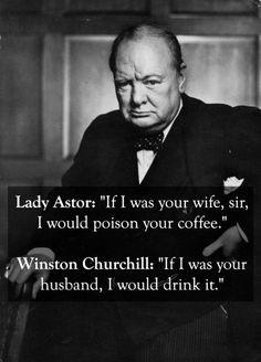 If I was your wife, sir, I would poison your coffee [236×328]