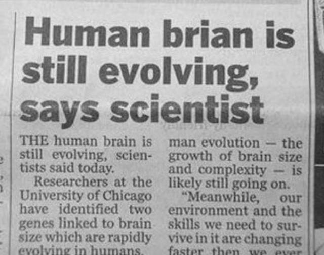 [Image] You, yes, you can evolve and change into someone greater than the person you were yesterday. Just like my dude Brian over here.