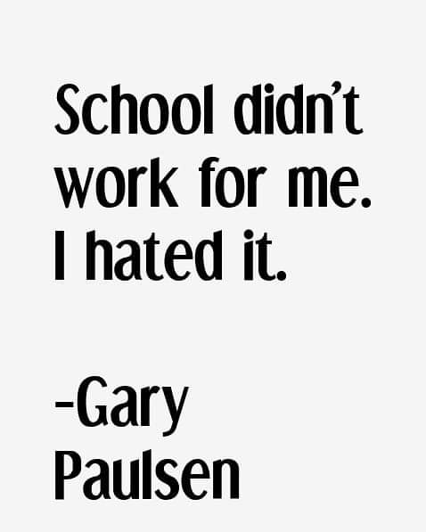 School didn't work for me. I hated it [478×597]