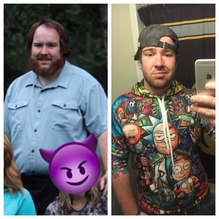 [image] I have not had a single drop of alcohol in a year today. Be the change you wish to see