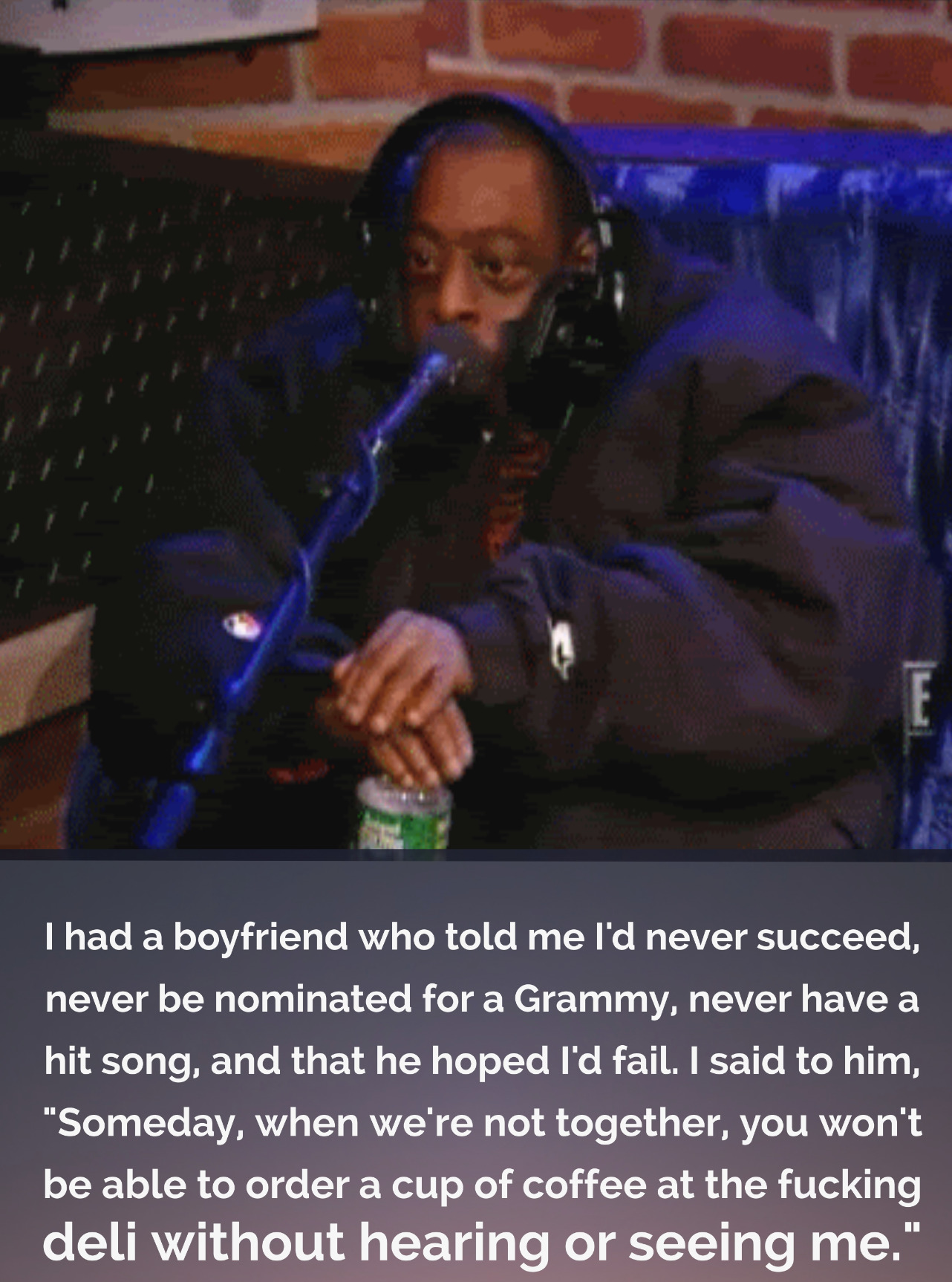 [Image] never give up no matter what others say.
