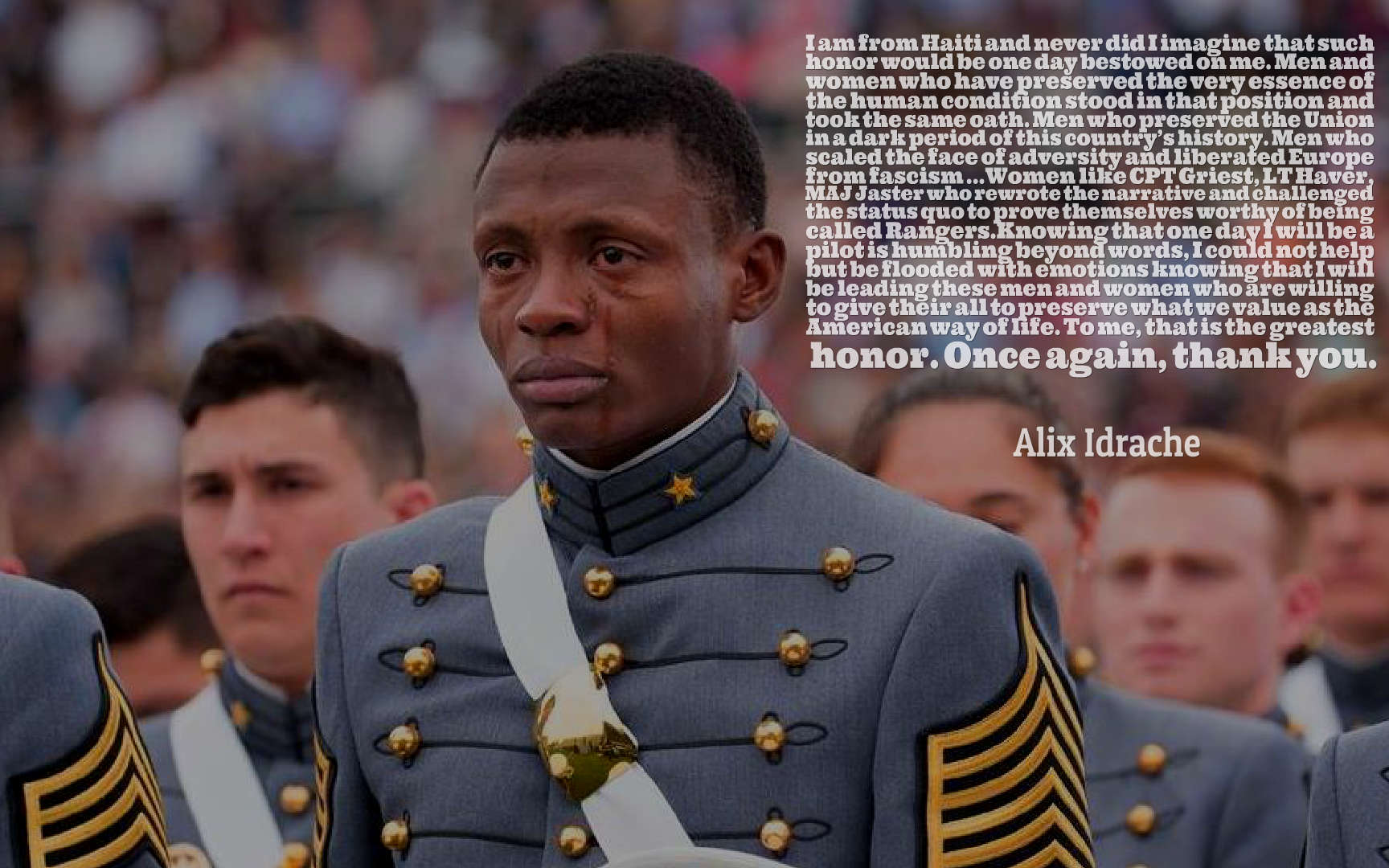 """I am from Haiti."" – Alix Idrache [1720×1030]"