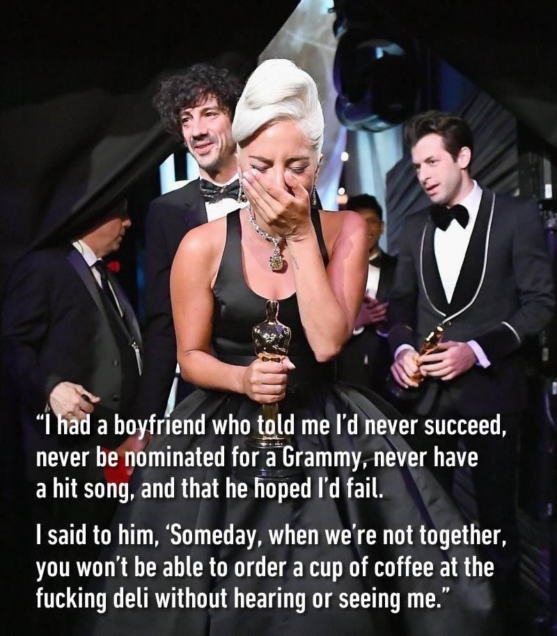 [Image] Lady Gaga is my spirit animal