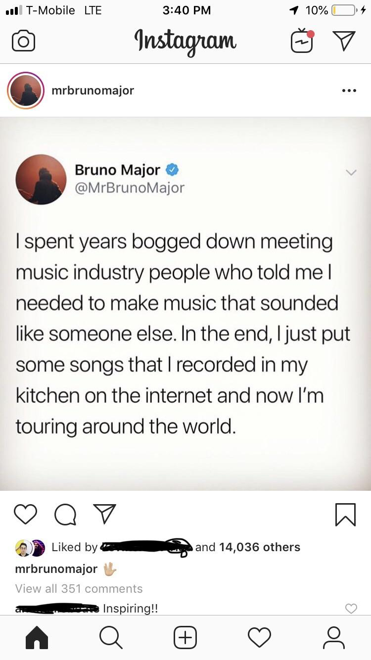 [image] [story] His music is really good, by the way