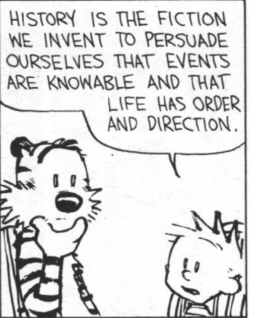 [Image] The ever so wise Calvin