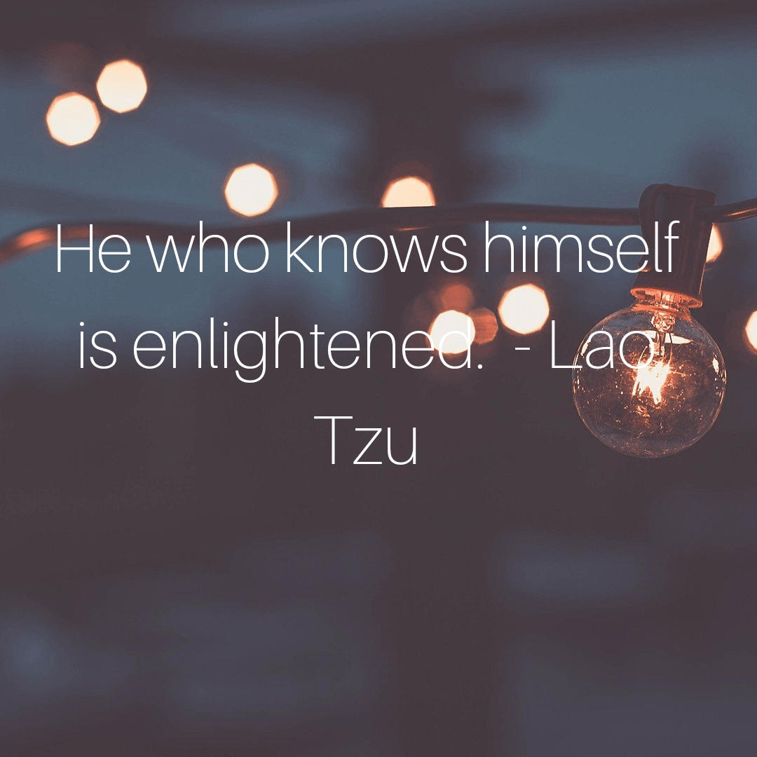 He who knows himself is enlightened. – Lao Tzu (1080×1080)