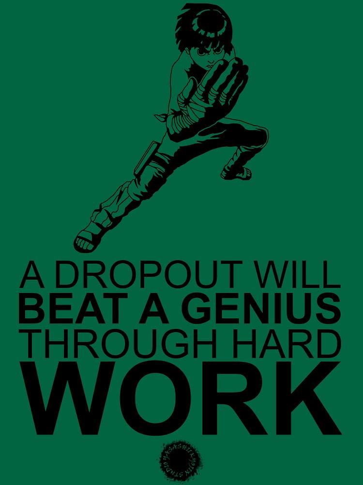 [Image] When Skill Trumps Talent