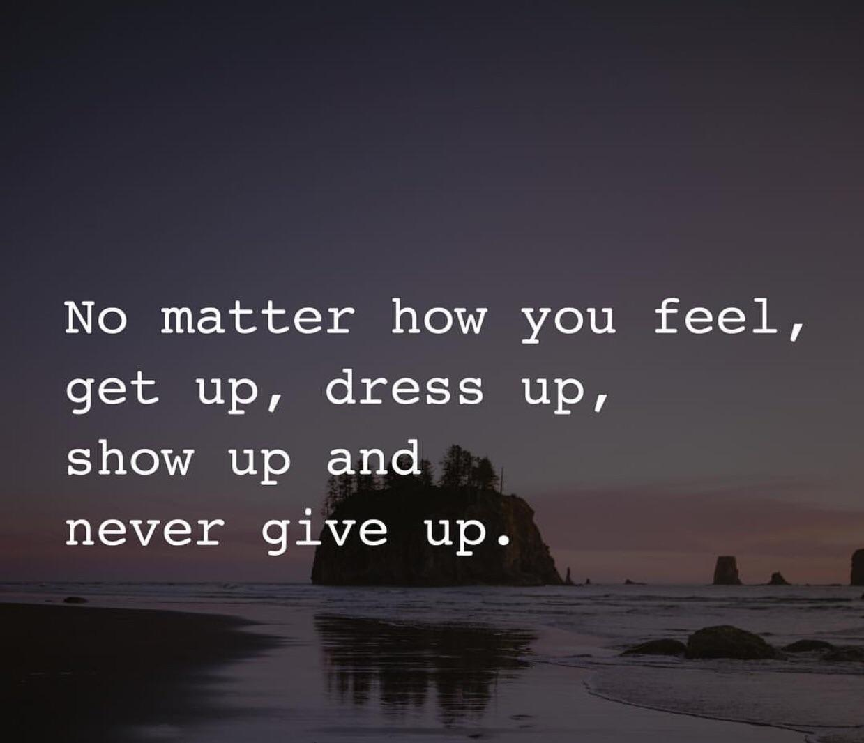 [image] fight your useless feelings and strive for the best.