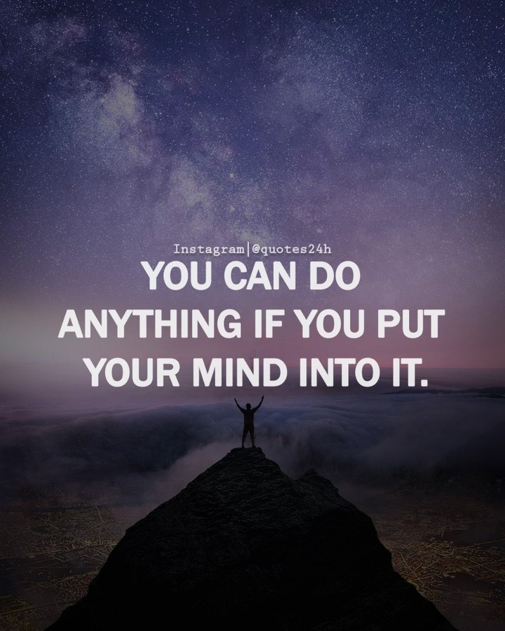 "YOU CAN DO ANYTHING IF YOU PUT YOUR MIND INTO IT. ""Jared Leto"" [716×894]"