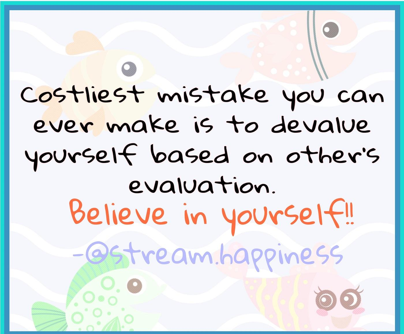 Believe in Yourself!! [OC][1400×1158]