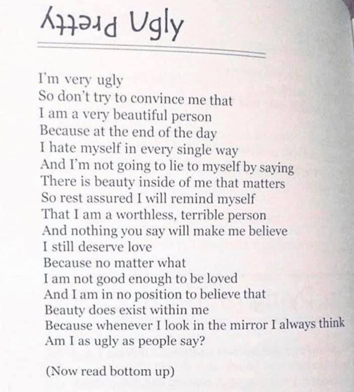[Image] Pretty Ugly.
