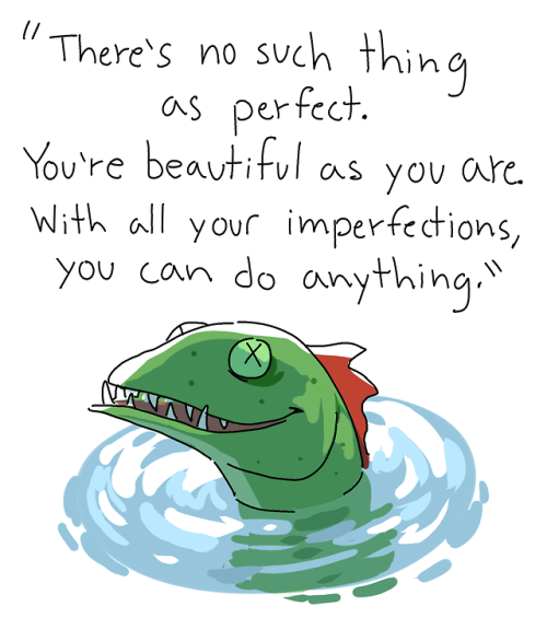 [Image] There's No Such Thing as Perfect