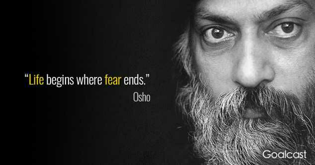 """Life begins where fear ends"" – OSHO (634×332)"