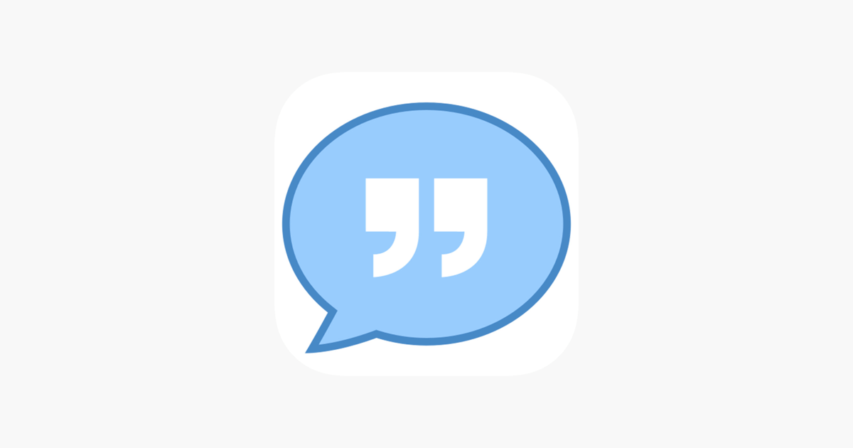 You Quote – Quotes iOS App with a fun twist [300×300]